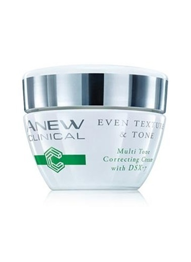 Avon Anew Clinical Tone Correcting Cream DSX-7 30 Ml Renksiz